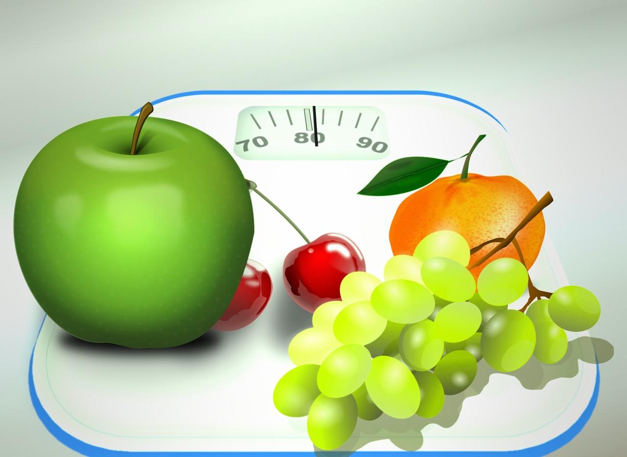 owoce dietetyczne