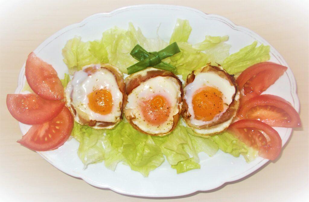 gniazdka jajeczne