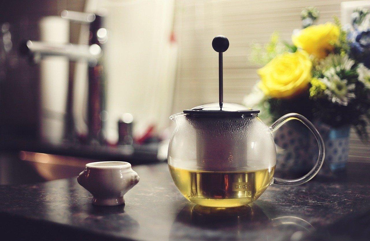 Zielona herbata wspomoże kondycję skóry